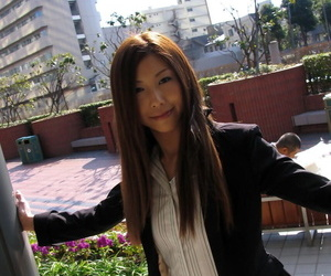 Young Japanese girl Seira..
