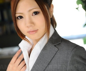 Japanese businesswoman Iroha..