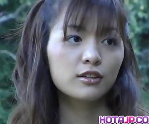 Hijiri Kayama gets doggy and..