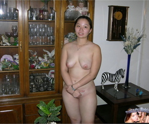 Asian college girl initial..