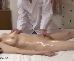 Japanese massage in its..